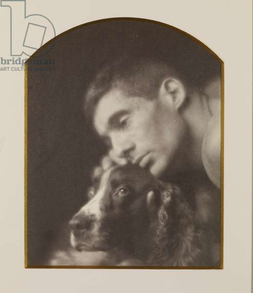 He Has Passed Beyond Sorrow, 2002 (albumen print)