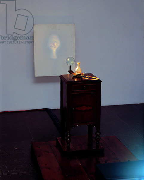 An Instrument of Simple Sensation, 1983 (mixed media)