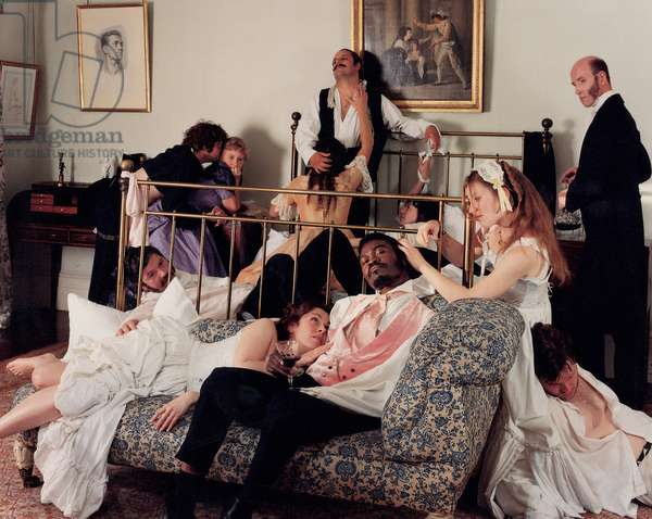 Diary of a Victorian Dandy: 03.00 hours, 1998 (photo)