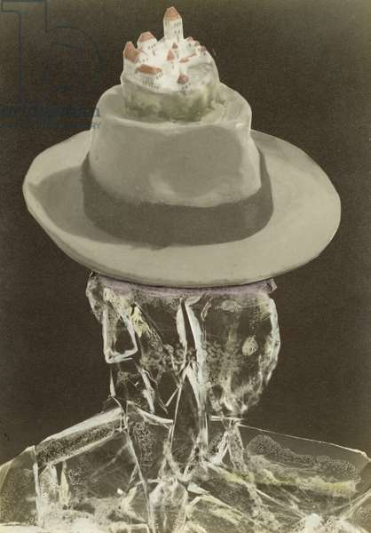 Object, 1943 (coloured gelatin silver print)
