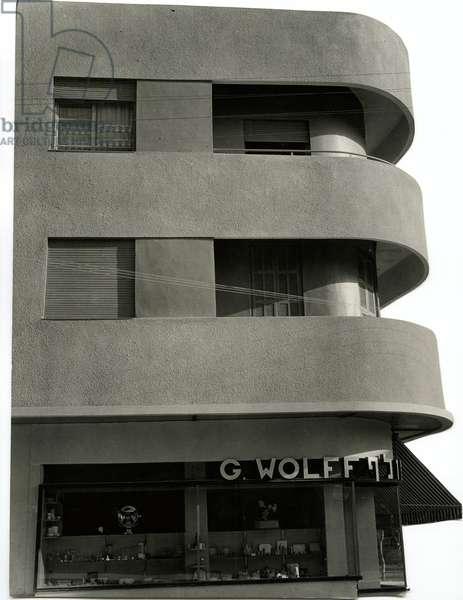 Tel Aviv, c.1940 (b/w photo)