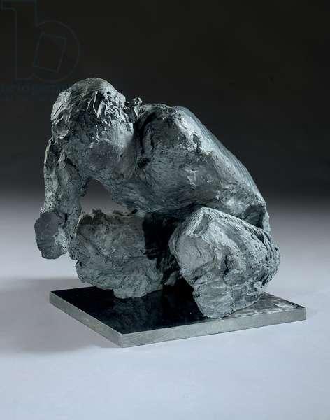 Rose Bleed, 2003 (bronze)