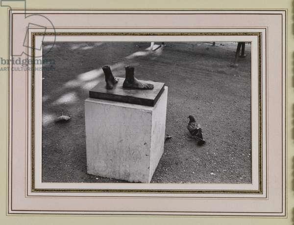 Paris, 1982 (gelatin silver print)