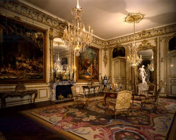 The Rothschild Room (photo)
