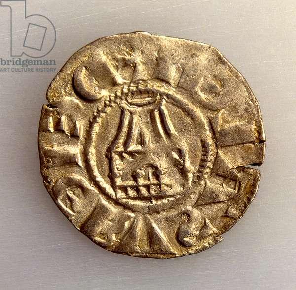 Jerusalem (Latin) coin (silver & bronze)