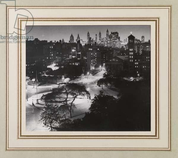 Beekman Terrace, 1937 (vintage gelatin silver print)
