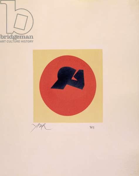Untitled, 1966 (silkscreen)
