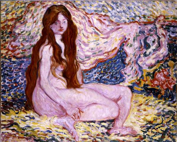 Nude, 1904 (oil on canvas)