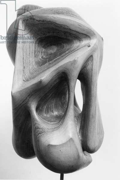 Gaillac, 1958 (wood)