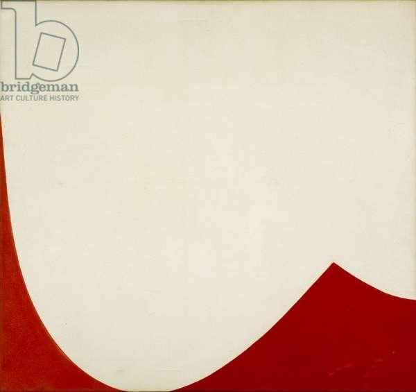 Pregnant Drop #1, 1959 (oil on canvas)