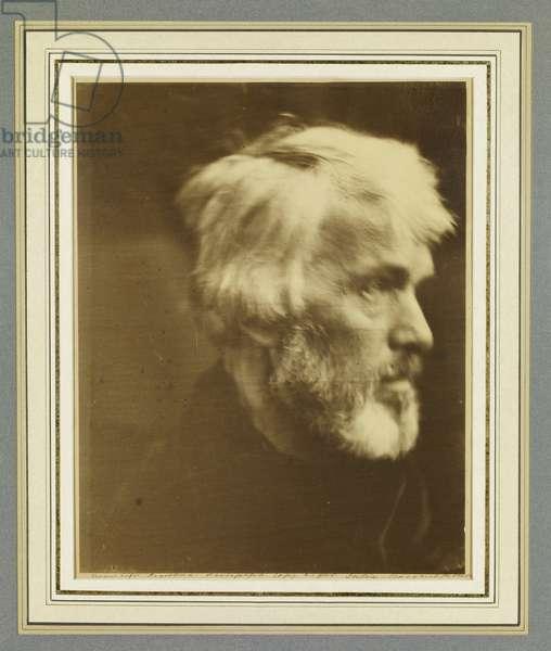 Thomas Carlyle, 1867 (albumen print)