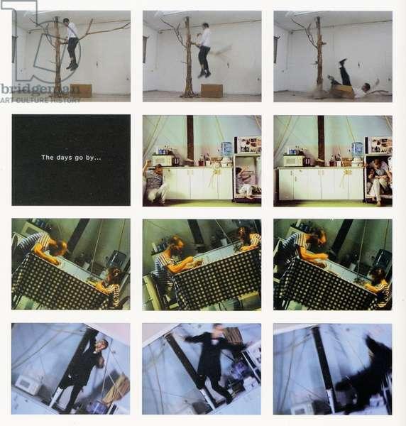 Moby Dick, 2000 (video stills)