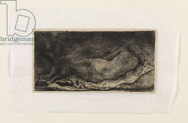 The Negress (etching)