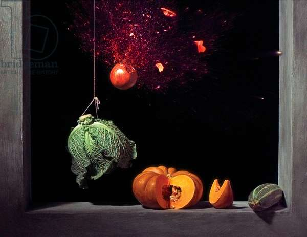 Pomegranate, 2006 (digital film still)