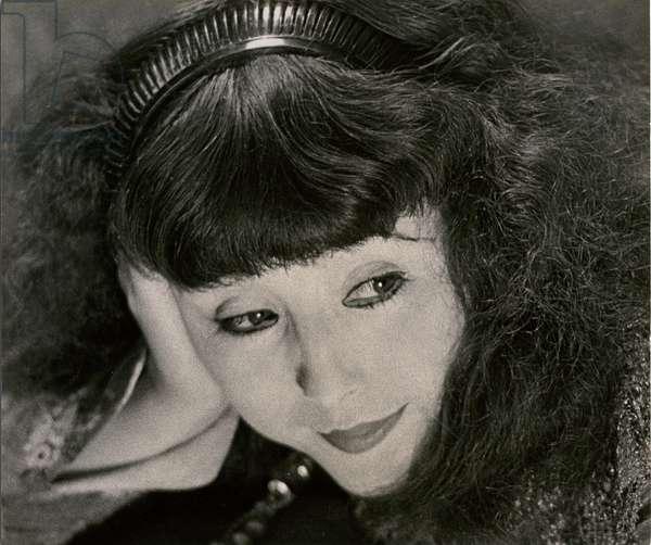 Marta Kuhn-Weber, c.1930 (b/w photo)