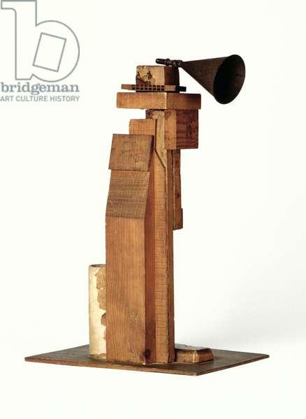 Construction, 1922 (wood & metal)