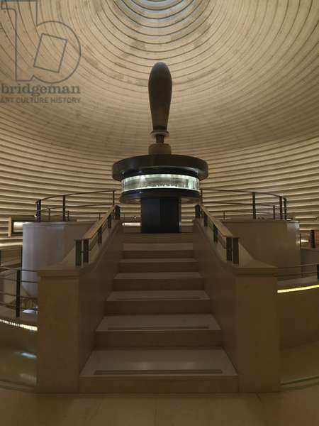 The Israel Museum, The Shrine of the Book houses the Dead Sea Scrolls (photo)