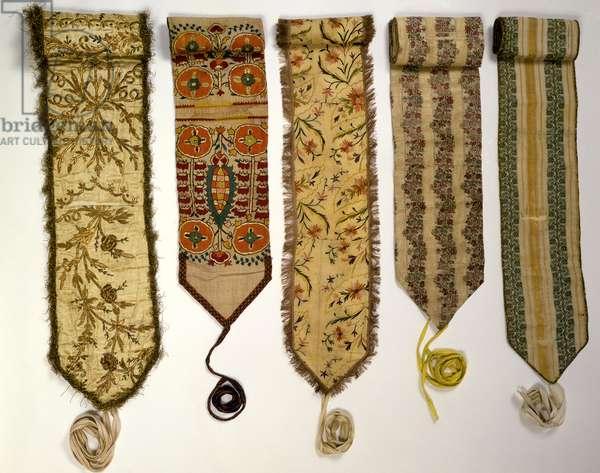 Torah Binders, 19th-20th century (textile)
