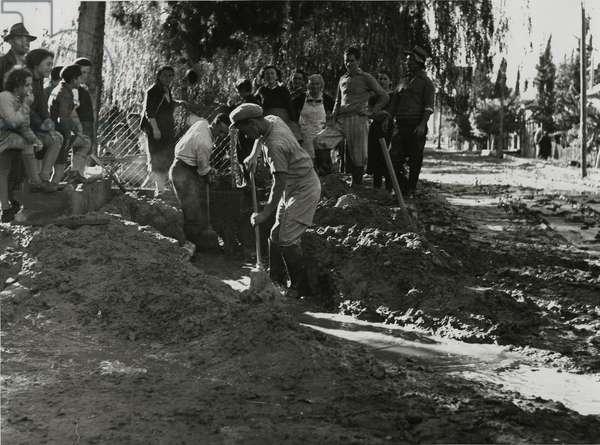 Untitled, 1940s (b/w photo)