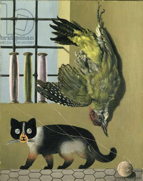Untitled, 1953 (oil on canvas)