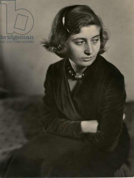 Liselotte Billigheimer, c.1927 (b/w photo)