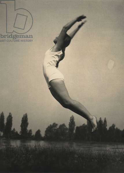 Light Athletics, 1930 (b/w photo)