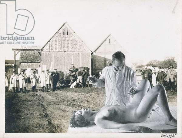 Untitled, 1935 (photomontage)