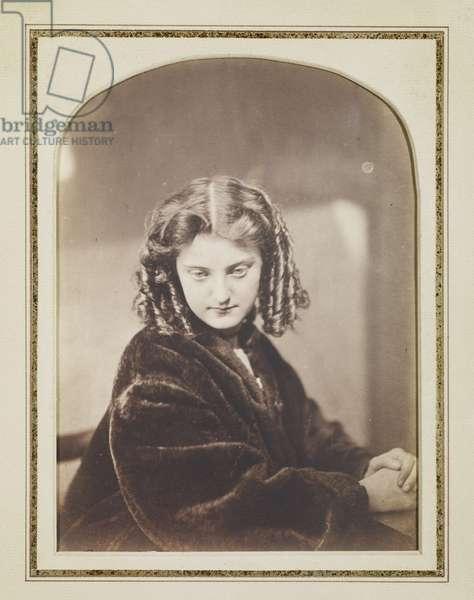 Sunlit, 1850s (salt print)