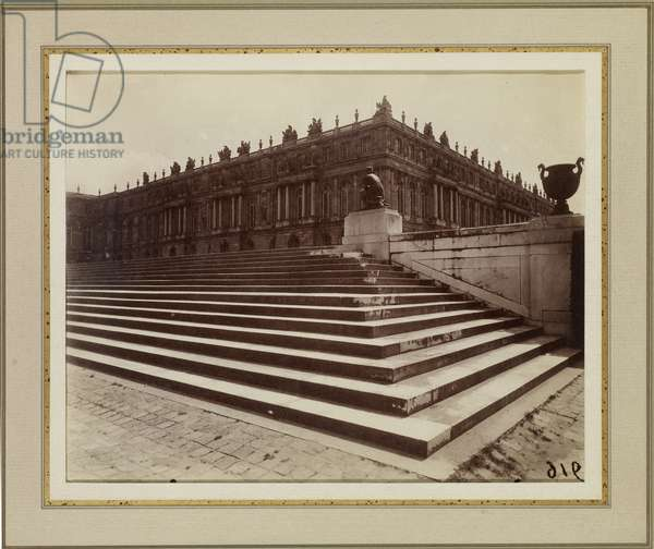 Versailles (b/w photo)