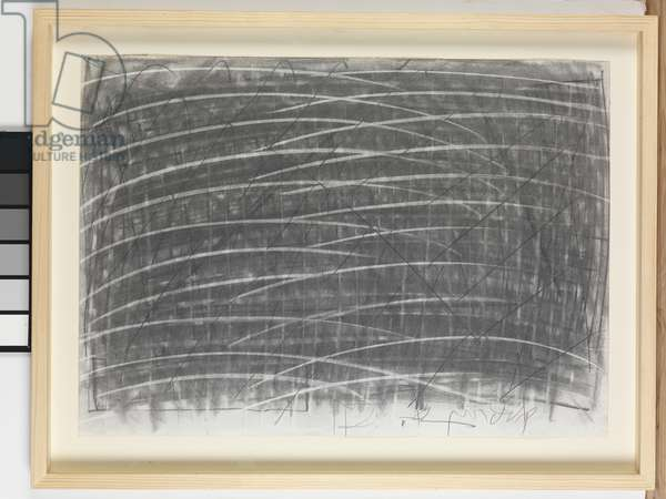 Drawing, 1972 (graphite on wove paper)
