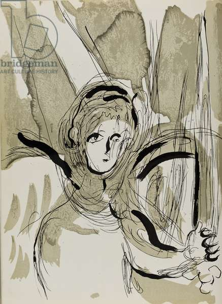 The Angel at the Sword, Paris, 1956 (M.0119)