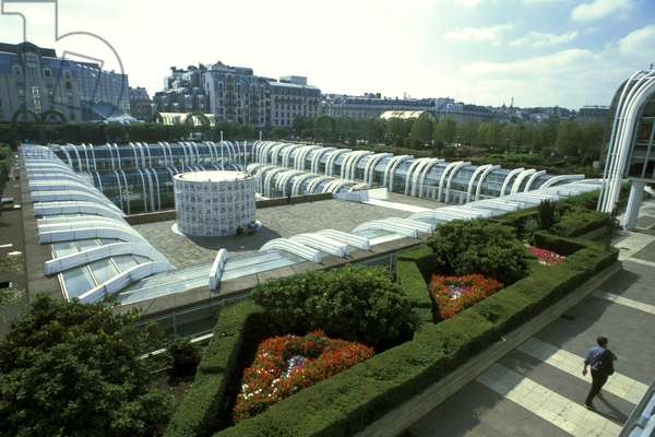 Forum des Halles France Paris Forum des Halles France Paris BLWS220396 Copyright xblickwink