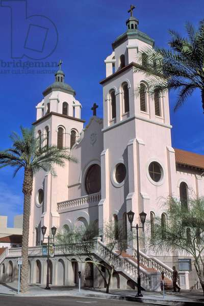 St Marys Basilica in Phoenix
