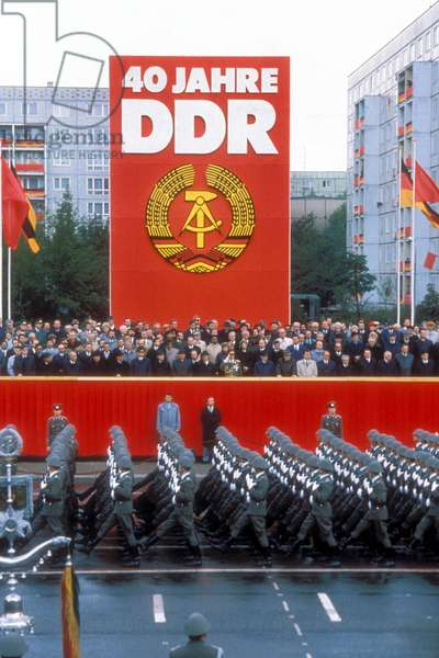 40th Anniversary of the GDR