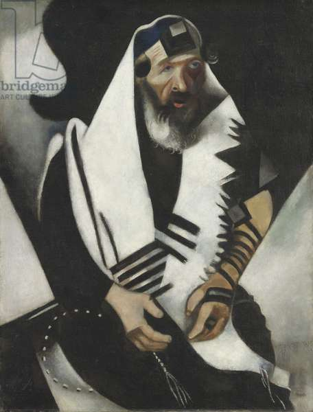 The Praying Jew, 1923 (one of two versions after a 1914 composition)