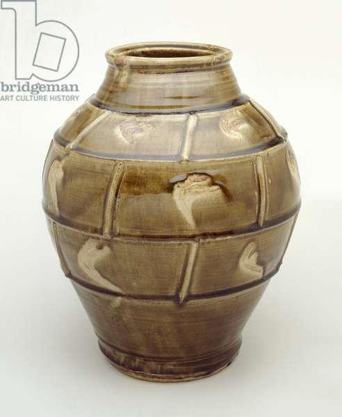 Vase, c.1950 (glazed stoneware)