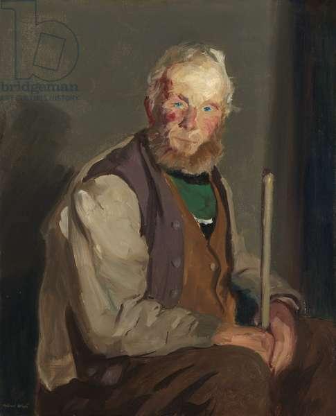 Himself, 1913 (oil on canvas)