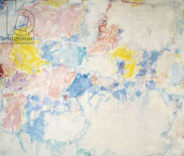 In Lovely Blueness No. 2, 1955-56 (oil on linen)