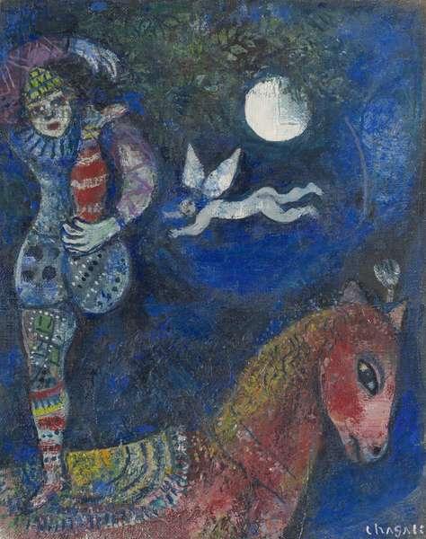 The Circus Rider, 1927