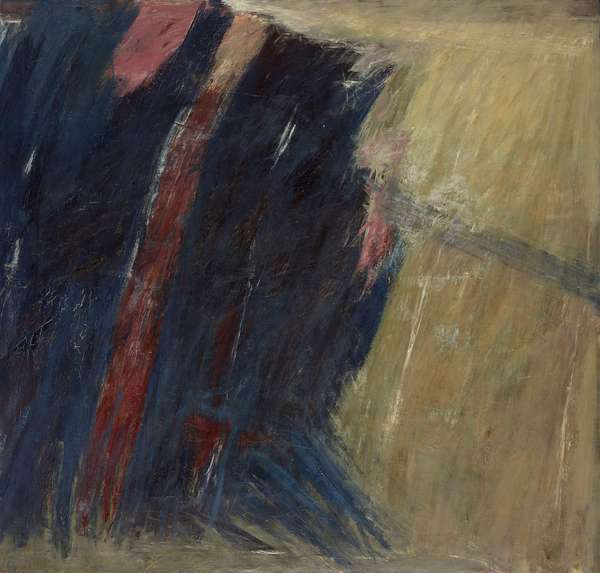 Height, 1958-59 (oil on canvas)