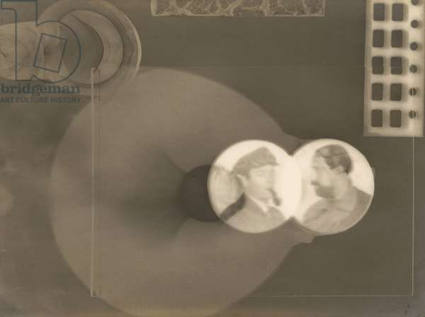 Untitled, 1923 (gelatin silver photogram)