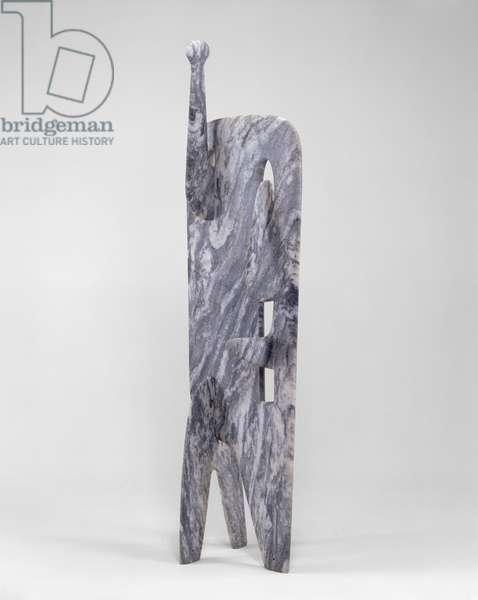 Figure, 1946 (georgia marble)