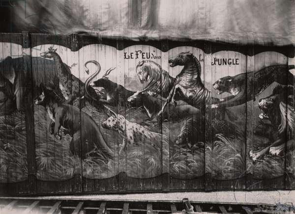 Fête du Trône, 1926, printed before 1970 (gelatin silver print)