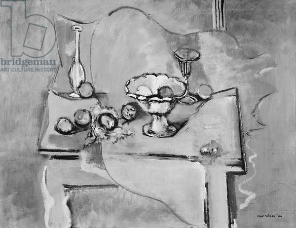 Still Life, 1944 (oil on canvas)
