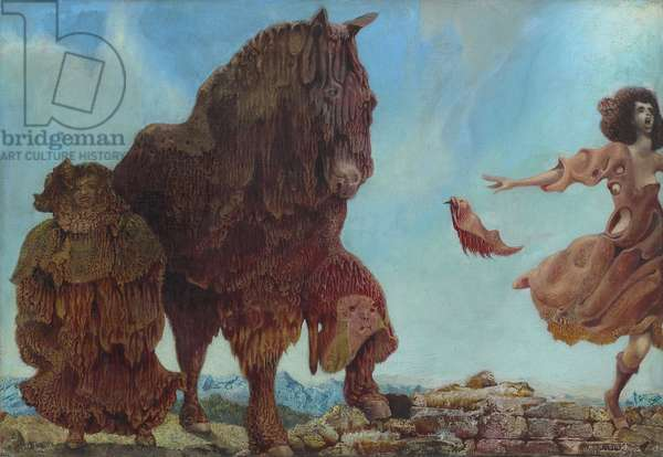 Spanish Physician, 1940 (oil on canvas)