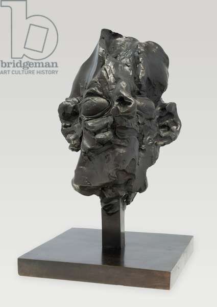 Head #3, 1973 (bronze; edition number five of twelve)