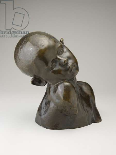 Suffering, 1907 (bronze)