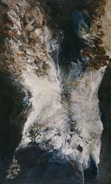 The Annunciation, 1957-59 (oil on canvas)
