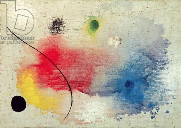 Pictura III, 1965 (oil on canvas)