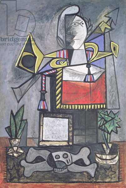 A Monument to the Spanish People, 1947
